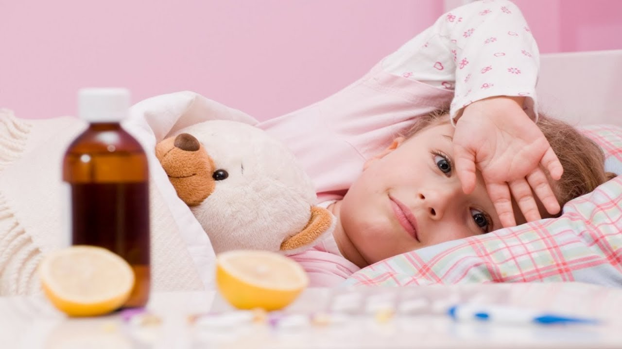 Cold in a child: we treat the disease, not eliminate the symptoms