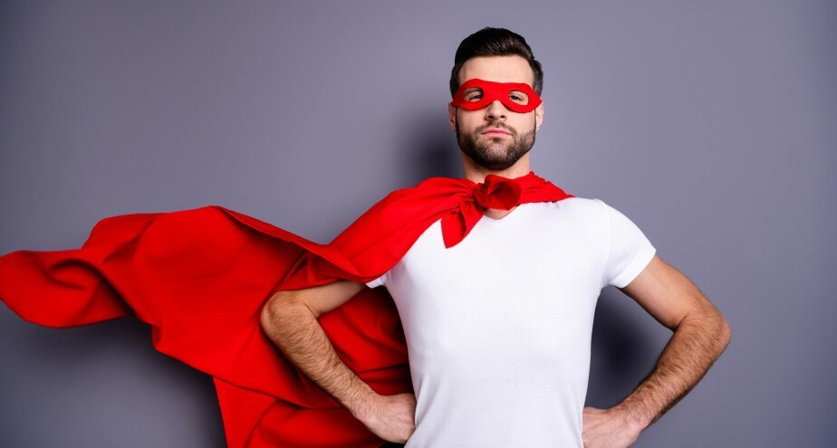 7 signs of a superman or I'm a man